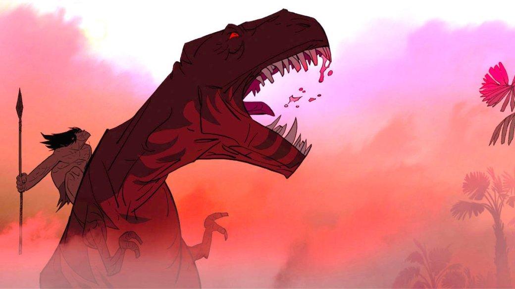 Primal— очень кровавый мультфильм опервобытном человеке отавтора «Самурая Джека» | Канобу - Изображение 3004