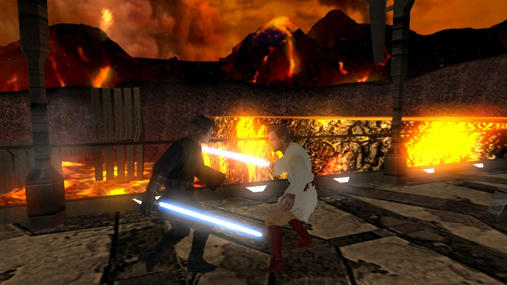 Star Wars Battlefront I, II, III: Блог им. admin: Первые скриншоты модификации, которая улучшает графику Star Wars: Battlefront 2 от 2005 года
