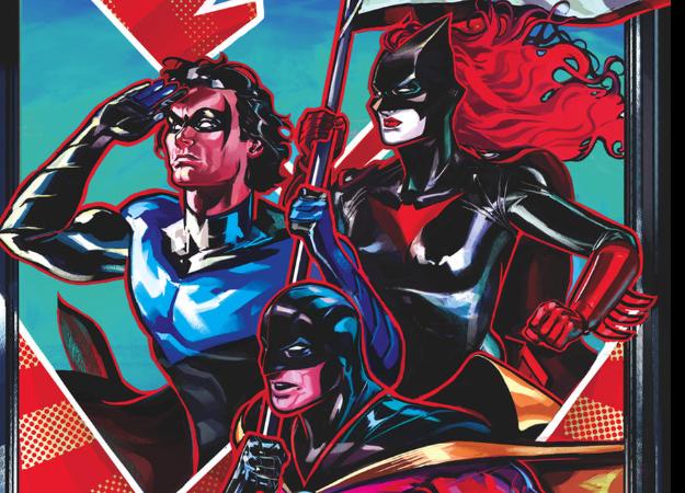 Nightwing: The New Order— комикс-антиутопия, где суперсилы вне закона. - Изображение 1