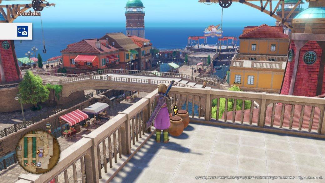 50 невероятно красочных скриншотов Dragon Quest XI | Канобу - Изображение 11529