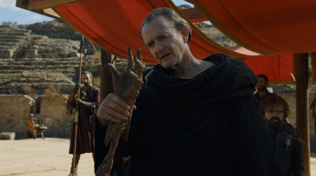 Подробный анализ всех cерий 7 сезона «Игры престолов». - Изображение 44