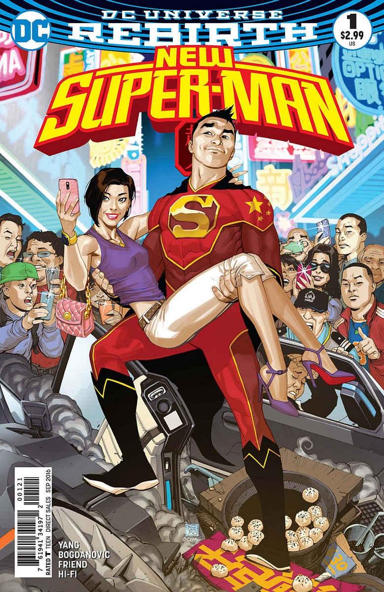 Какие серии DC Rebirth стоит читать? | Канобу - Изображение 6355