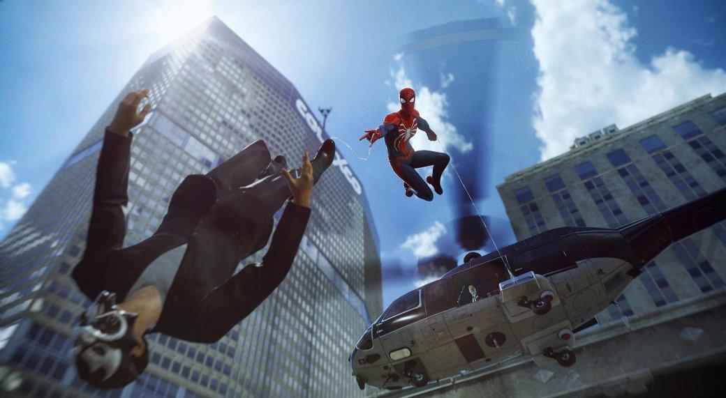 Взгляните на эту детализированную фигурку Человека-паука из игры от Insomniac. Он как настоящий! . - Изображение 1