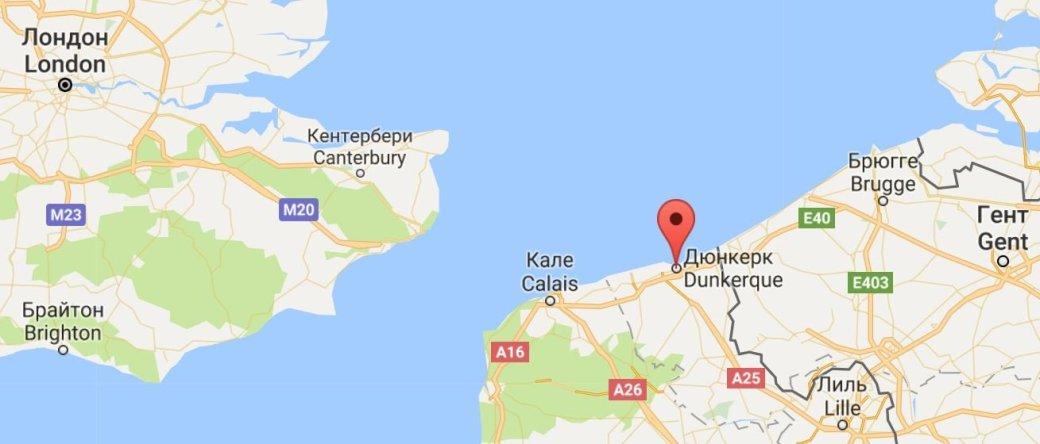Рецензия на «Дюнкерк» Кристофера Нолана | Канобу - Изображение 2