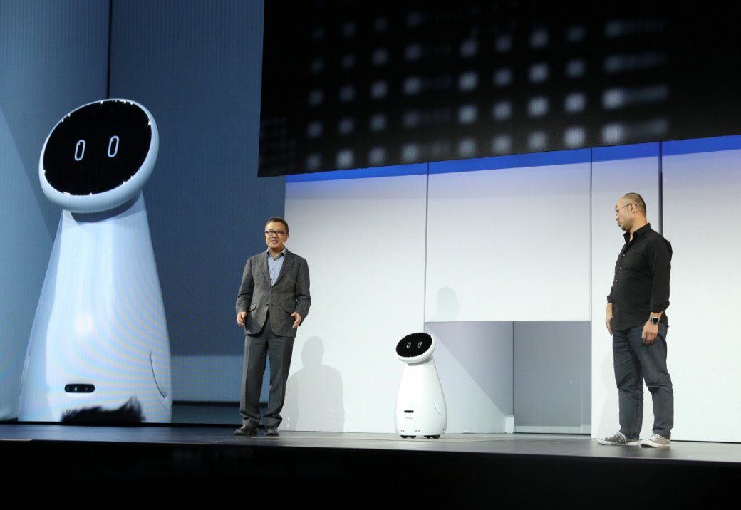 Главные анонсы и новинки CES 2019: телевизоры Samsung и LG, 7-нм процессоры AMD, роботы, электрокары   Канобу - Изображение 9