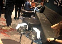 Проигравшие в финале мейджора по CS:GO игроки NaVi подарили чемпионам шампанское
