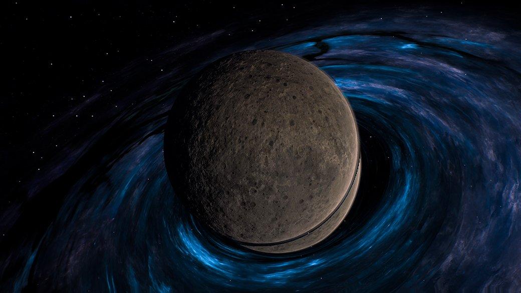 Потрясающий космос Mass Effect: Andromeda   Канобу - Изображение 9904
