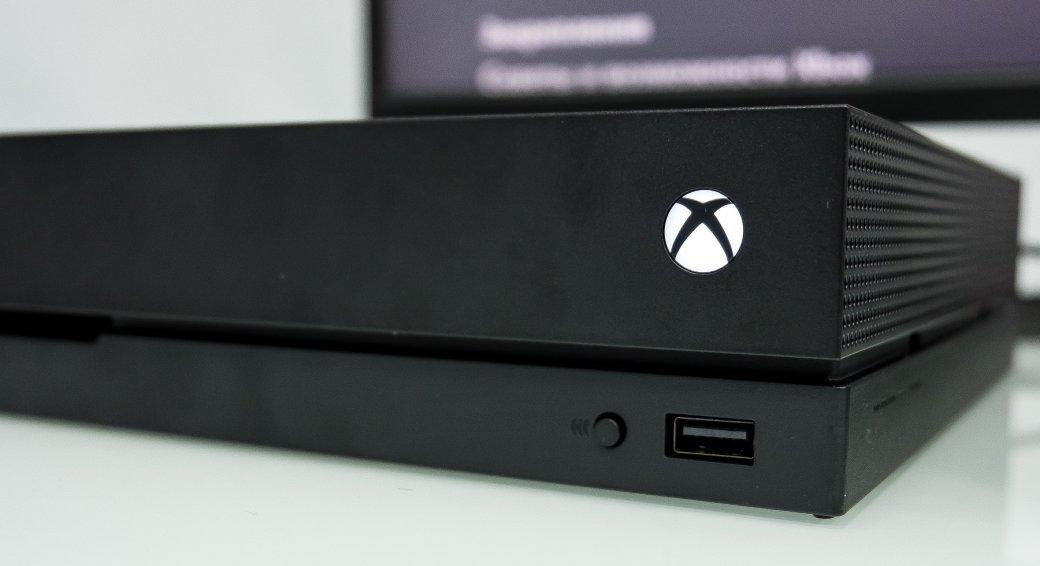 Обзор Xbox One X - характеристики консоли Microsoft, сравнение с PS4 Pro, видео | Канобу - Изображение 1293