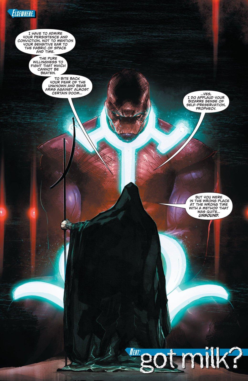 Совместное приключение Суперменов из разных вселенных подошло к концу | Канобу - Изображение 4