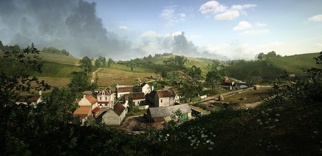 Battlefield 1: как Франция выглядит в дополнении «Они не пройдут» | Канобу - Изображение 8