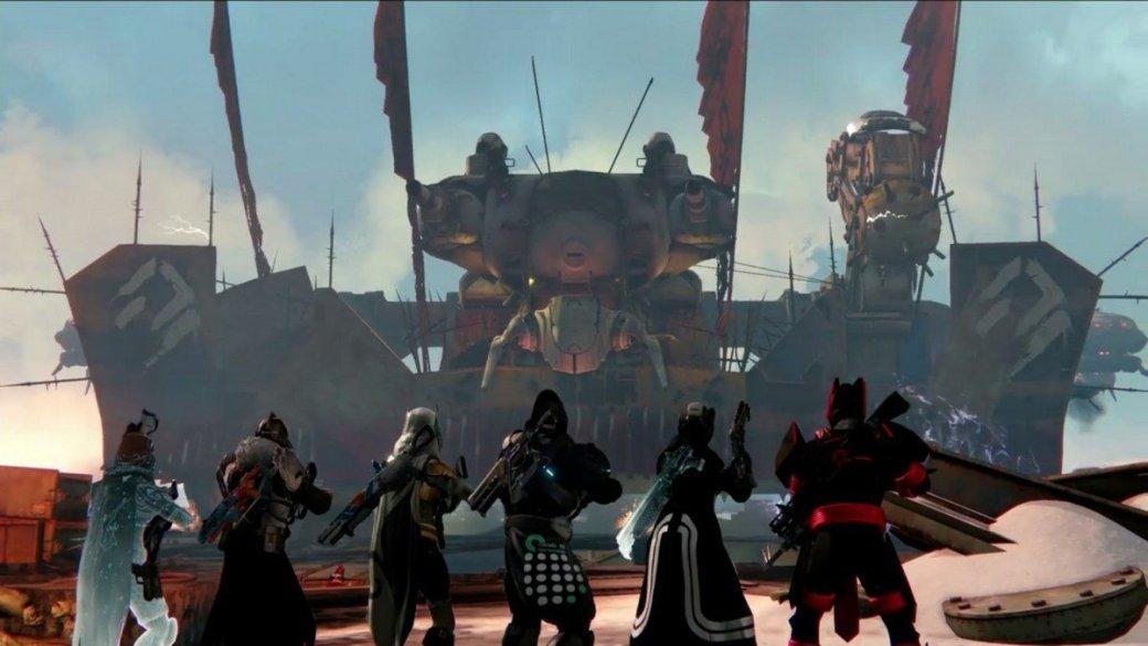 Раскрыты подробности дополнения Destiny: Rise of Iron   Канобу - Изображение 7403