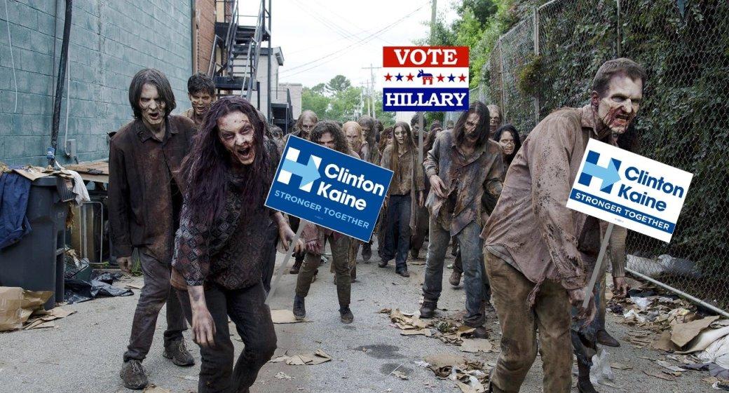 В«Бойтесь ходячих мертвецов» скоро появится зомби, который повлияет навселенную сериала | Канобу - Изображение 1