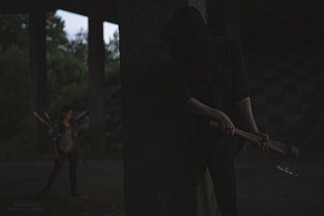 Опасное путешествие Элли вновом крутом косплее The Last ofUs:Part II | Канобу - Изображение 10