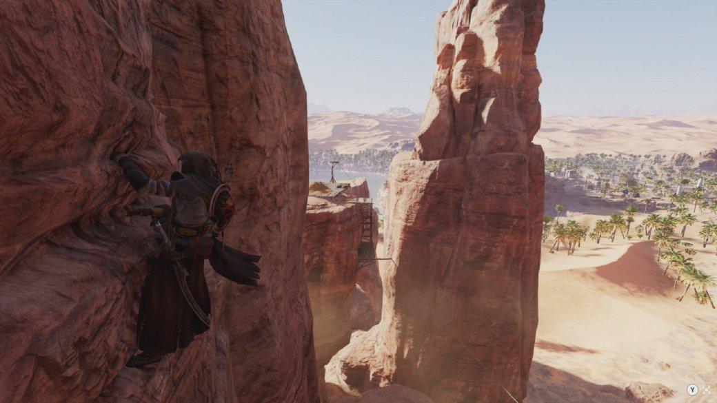 Вработе. Живые впечатления отAssassin's Creed: Origins. - Изображение 15