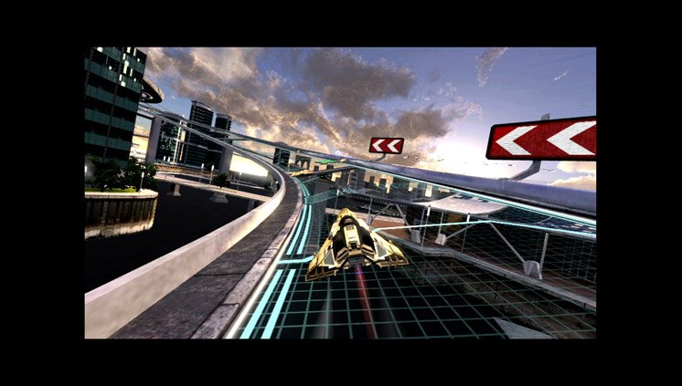 Обзор WipEout 2048 - рецензия на игру WipEout 2048   Рецензии   Канобу
