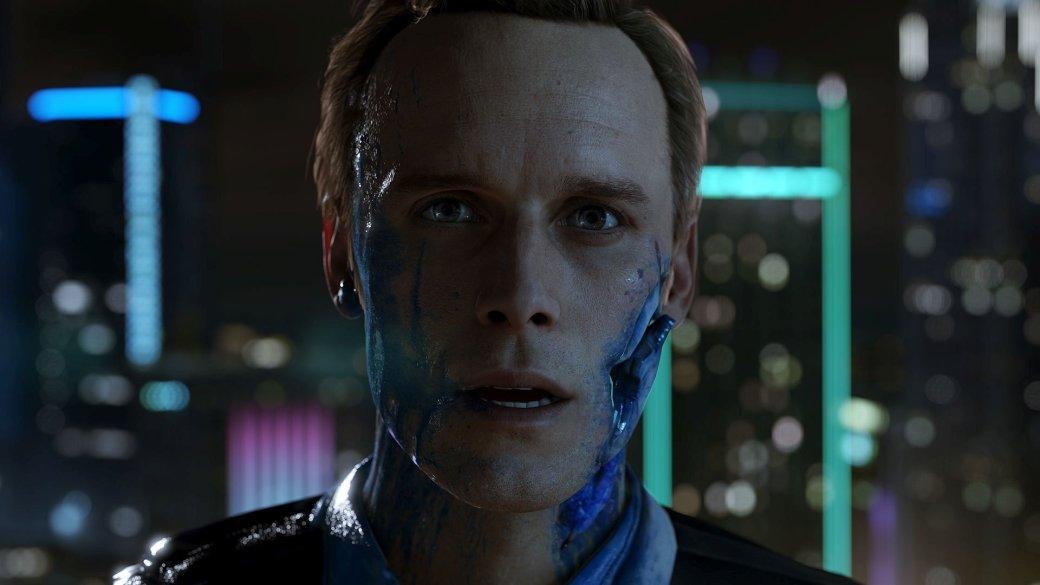 Detroit: Become Human (2018, экшен, интерактивное кино, PS4) - обзоры главных и лучших игр 2018   Канобу - Изображение 3597