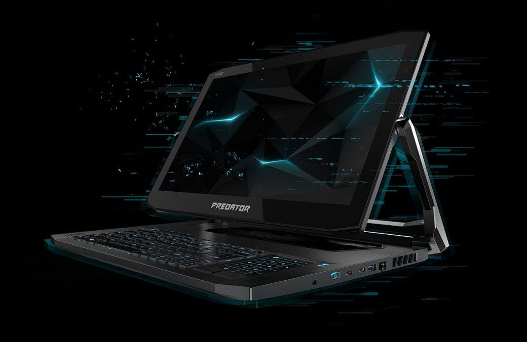 Acer Predator Triton 500 иTriton 900: «заряженные» игровые ноутбуки сновомодным дизайном | Канобу - Изображение 1