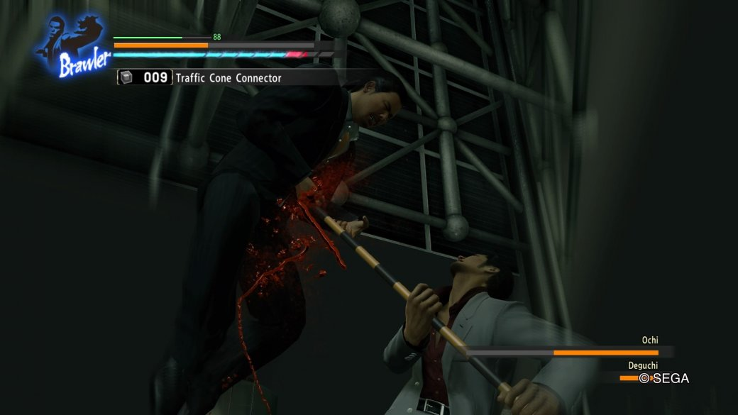 Рецензия на Yakuza: Kiwami. Обзор игры - Изображение 6