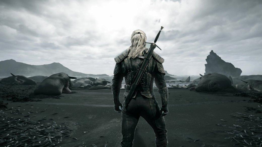 Как интернет отреагировал напервые официальные снимки Генри Кавилла вроли Ведьмака