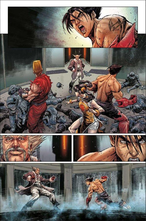 Новый комикс по вселенной Tekken выйдет в мае | Канобу - Изображение 1329
