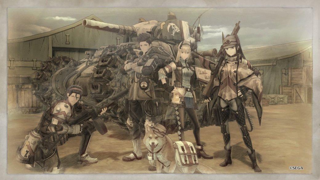 Обзор Valkyria Chronicles 4 - рецензия на игру Valkyria Chronicles 4 | Рецензии | Канобу
