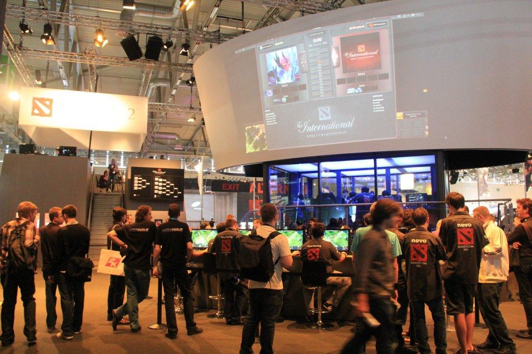 ЭволюцияThe International. Как менялся главный турнир в киберспорте | Канобу - Изображение 6030