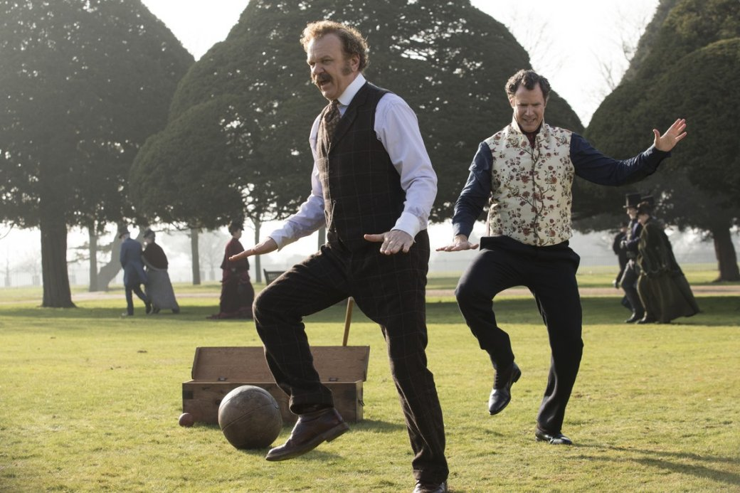 Рецензия натрэш-комедию «Холмс & Ватсон»— тот самый «худший фильм оШерлоке» | Канобу - Изображение 1