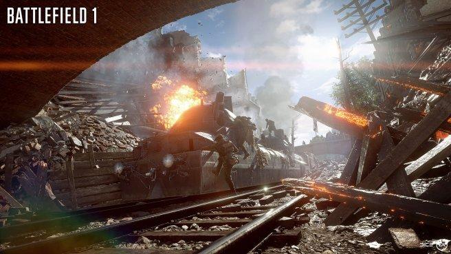 DICE объяснила новый режим и новые классы Battlefield 1 | Канобу - Изображение 10252