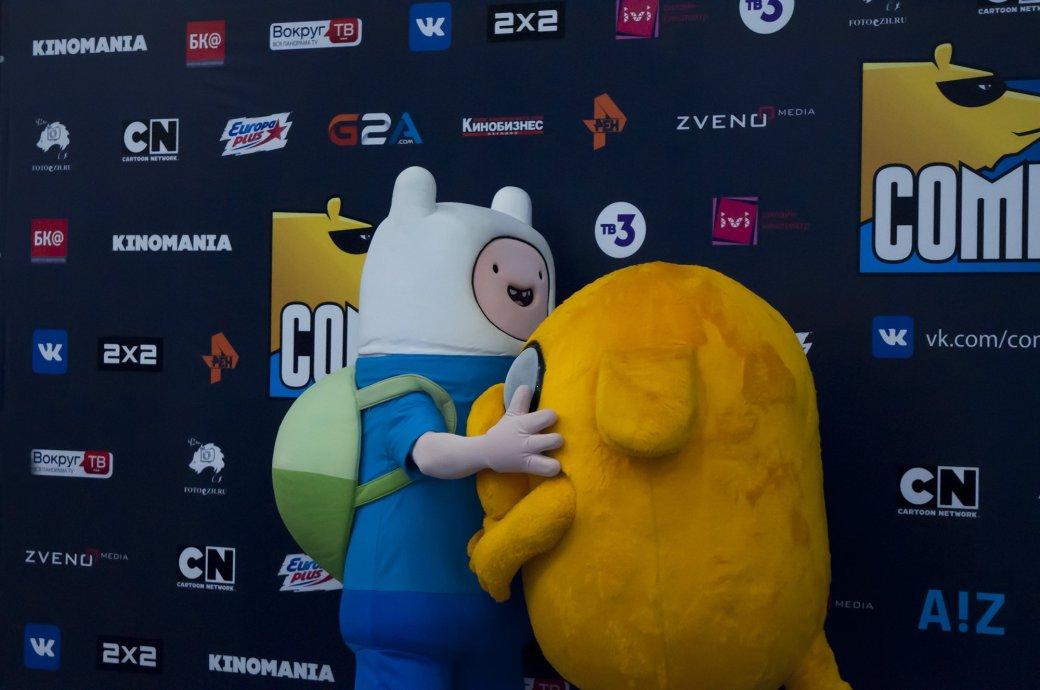Фотоотчет с«ИгроМира» иComic Con Russia 2016. День1 | Канобу - Изображение 878