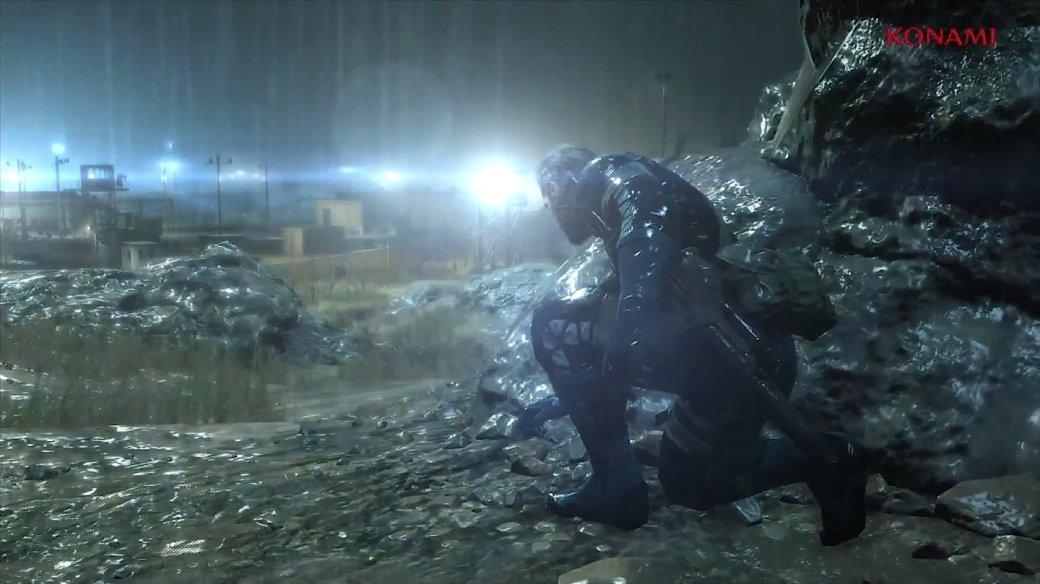 Гифка дня: возможны осадки ввиде солдат вMetal Gear Solid 5: Ground Zeroes | Канобу - Изображение 1