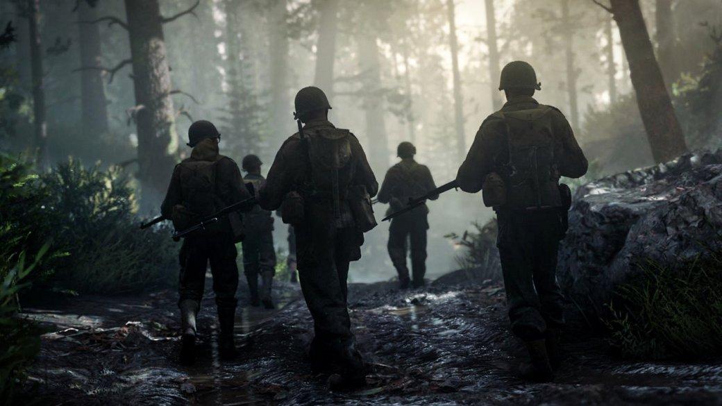 Суть. Call ofDuty: WWII переборщила с«возвращением ккорням» | Канобу - Изображение 1