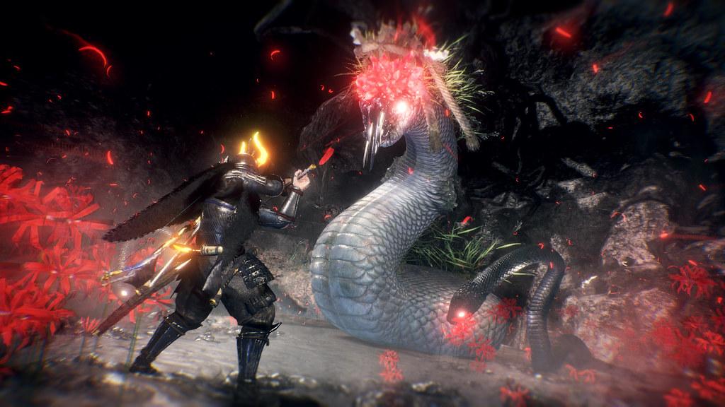 Подробности о главном герое Nioh 2 и пачка новых стильных скриншотов игры | Канобу - Изображение 6099