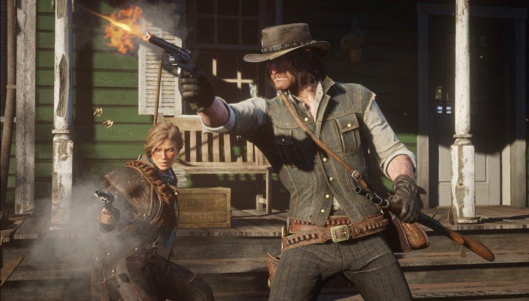 «Хотим, чтобы игроки запомнили этот мир». Авторы Red Dead Redemption 2 рассказали о мире и сюжете. - Изображение 1