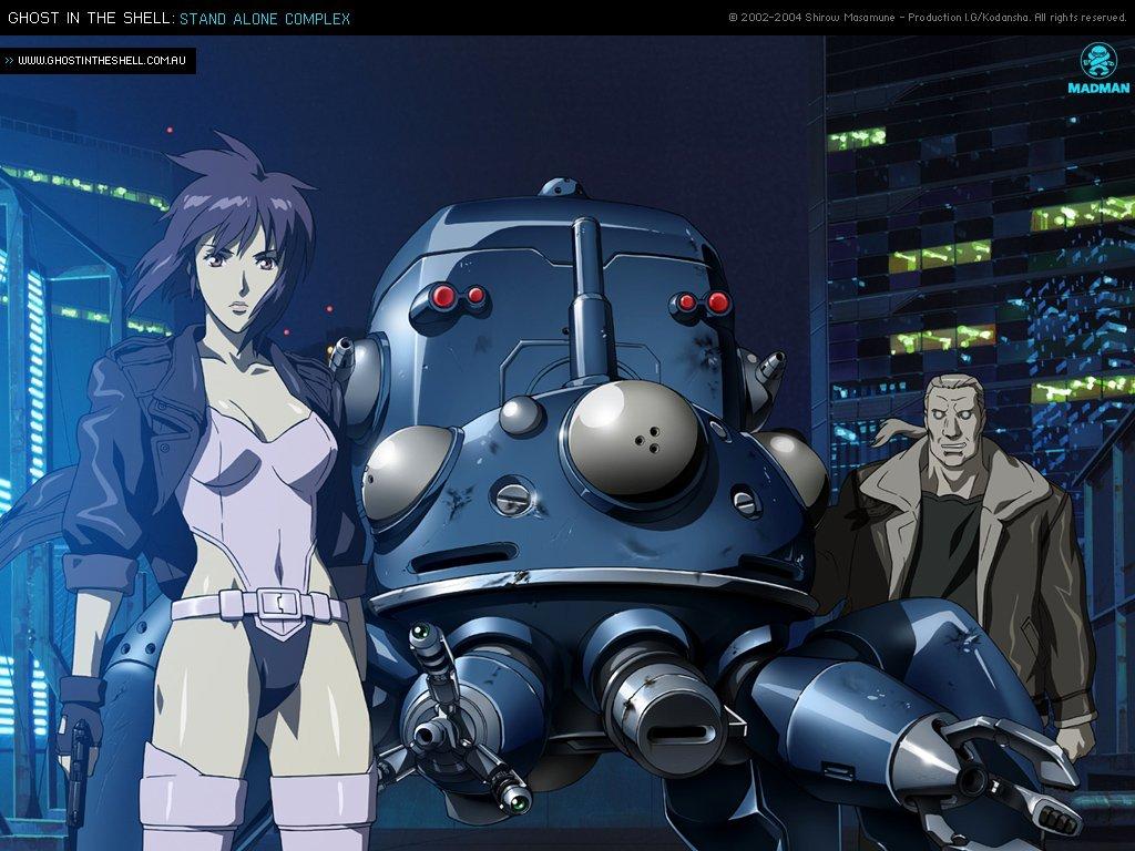 Шедевры аниме. Обзор вселенной «Призрака в доспехах» | Канобу - Изображение 18