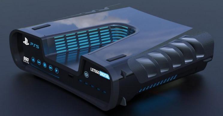 Выберите самый уродливый вариант дизайна PlayStation5! | Канобу - Изображение 2877