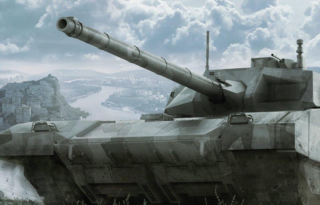 Лицом в грязь: онлайн-танкисты на полигоне элитных войск | Канобу
