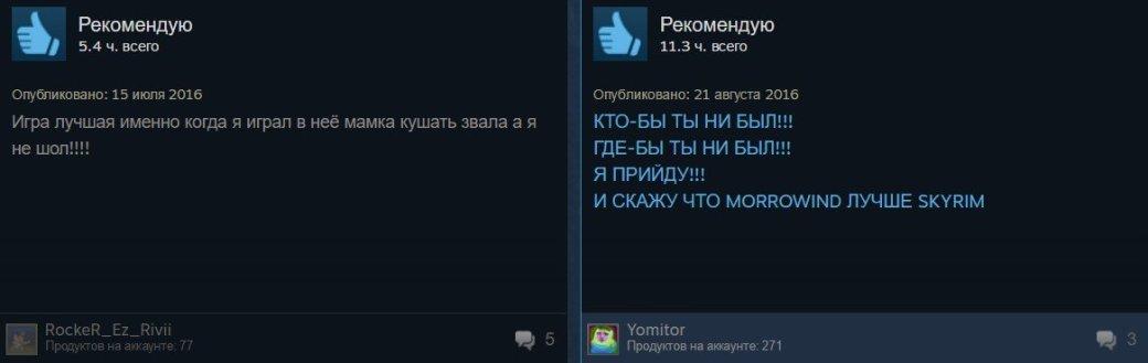 Отборные мемы иобзоры для элиты— TES III: Morrowind   Канобу - Изображение 3518