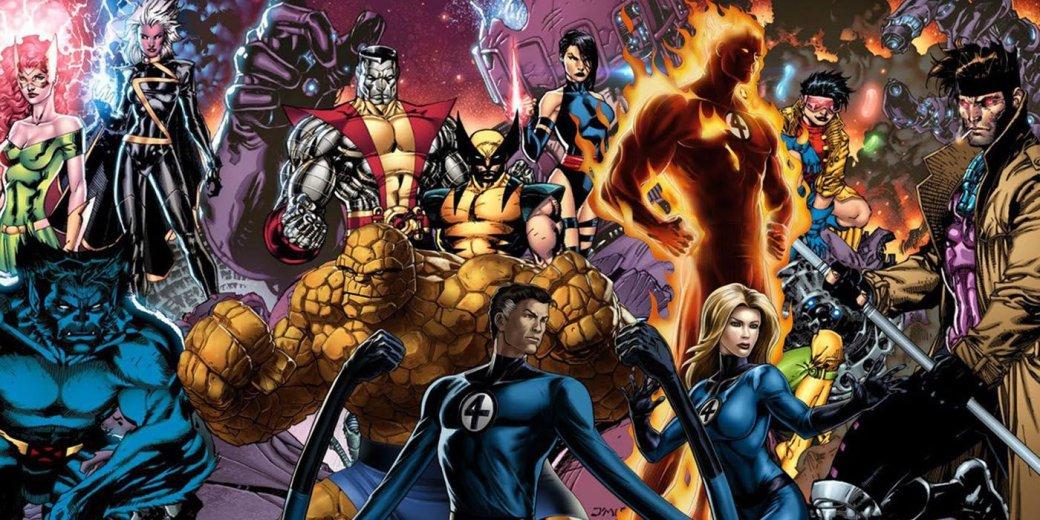 В2011 году Fox чуть неначала снимать фильм сомногими супергероями Marvel | Канобу - Изображение 218