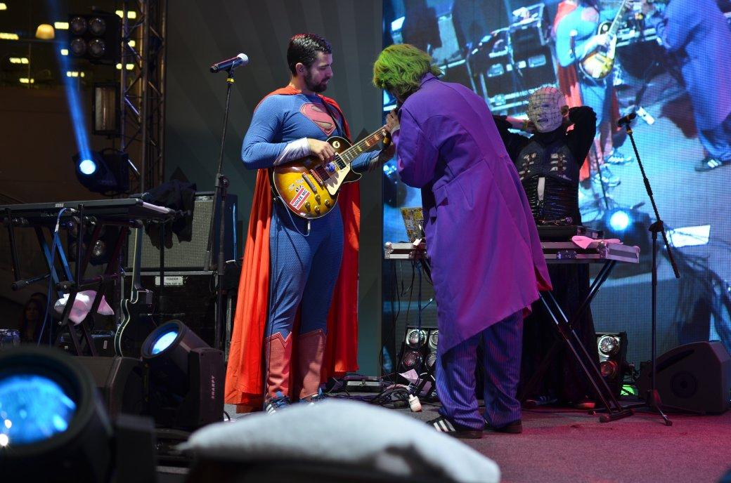 Фотоотчет с «Игромира» и Comic Con Russia, день 2 – концерт Noize MC | Канобу - Изображение 27