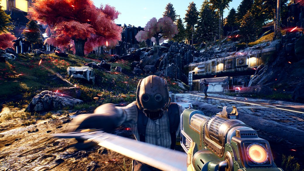 E3 2019: вышел новый трейлер The Outer Worlds. Разработчики объявили дату релиза игры! | Канобу - Изображение 1