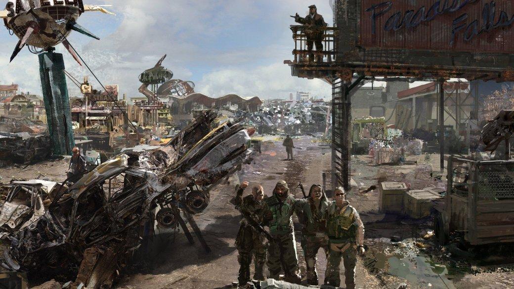 Лучший арт мира Fallout | Канобу - Изображение 79