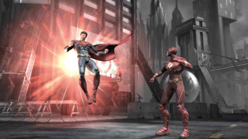 E3: Injustice: Gods Among Us - наши впечатления | Канобу - Изображение 6073
