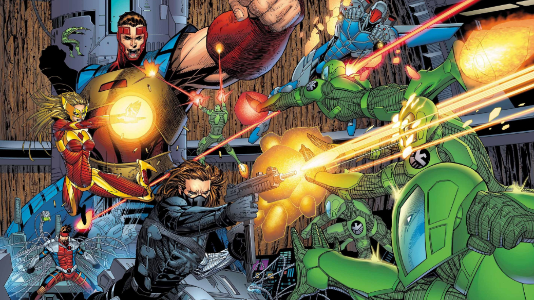 Слух: Marvel работает над фильмом про команду злодеев на службе у правительства. Звучит знакомо!   Канобу - Изображение 703