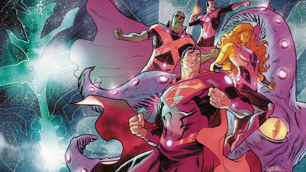 NoJustice: как ипочему Лига справедливости объединилась ссуперзлодеями ради спасения мира. - Изображение 1