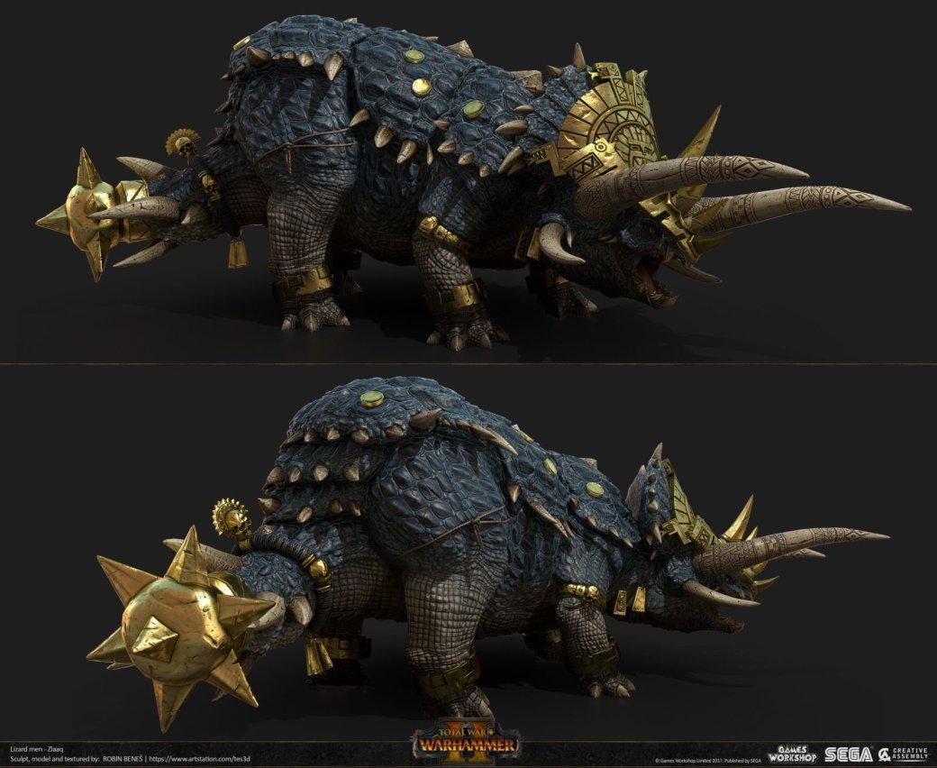 Взгляните напотрясающие концепт-арты Total War: Warhammer II. - Изображение 33
