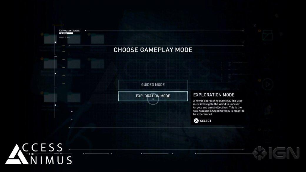 Найди меня, если сможешь: в Assassin's Creed Odyssey появится режим без маркеров на карте | Канобу - Изображение 2266