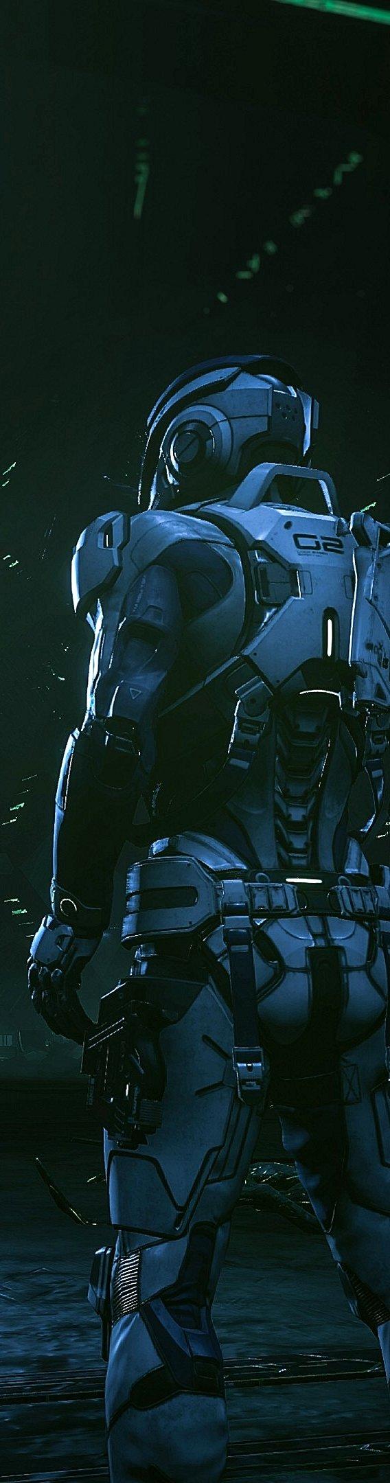 Круглый стол. Зачто мылюбим иненавидим Mass Effect: Andromeda. - Изображение 10