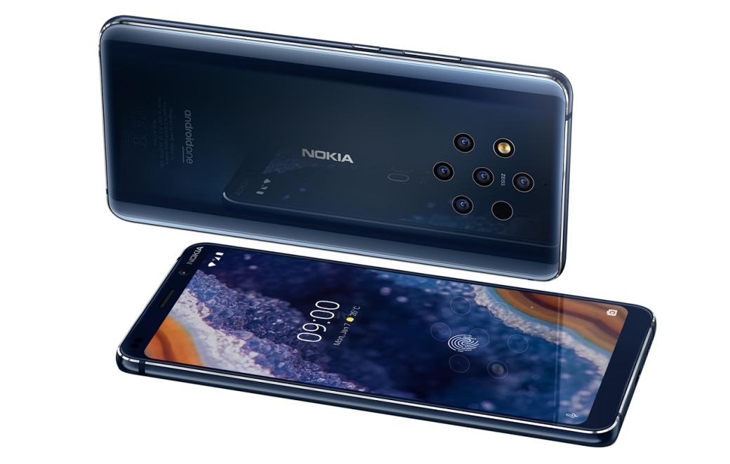 Пятикамерный флагман Nokia9 PureView представили официально   Канобу - Изображение 3718