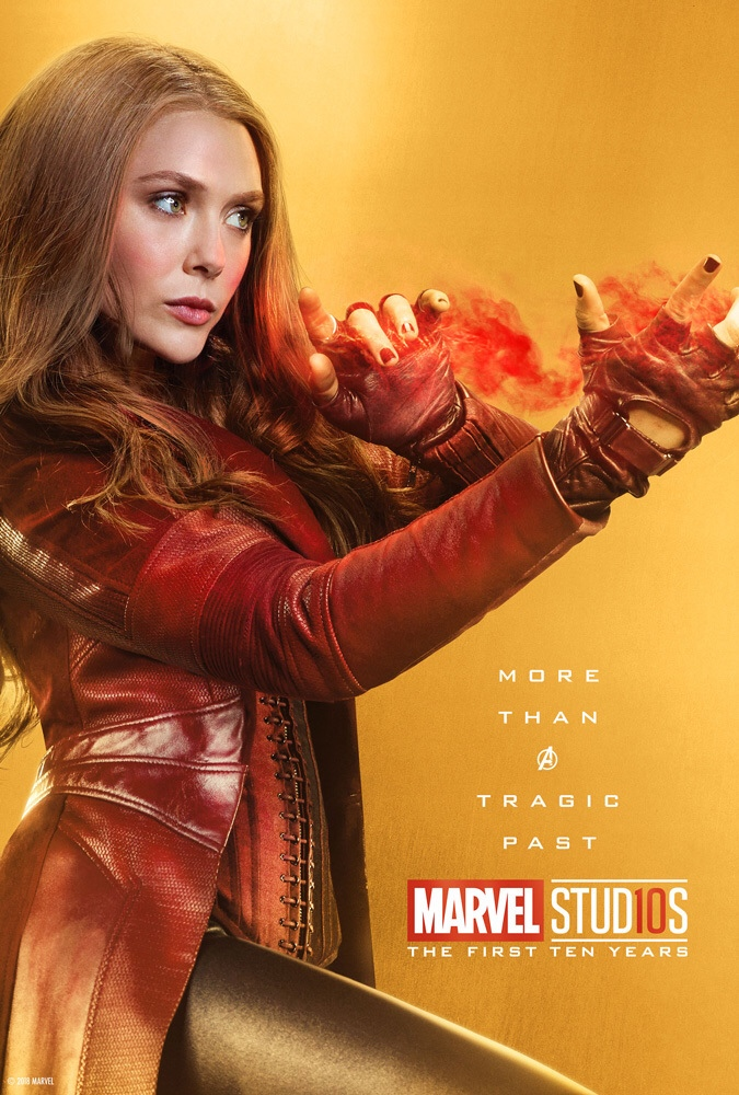 «Больше, чем легендарный преступник». ВСети появились новые юбилейные постеры Marvel Studios | Канобу - Изображение 21