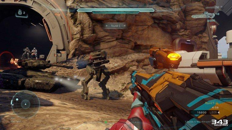 В Halo 5 появится кооперативный PvE режим | Канобу - Изображение 3811
